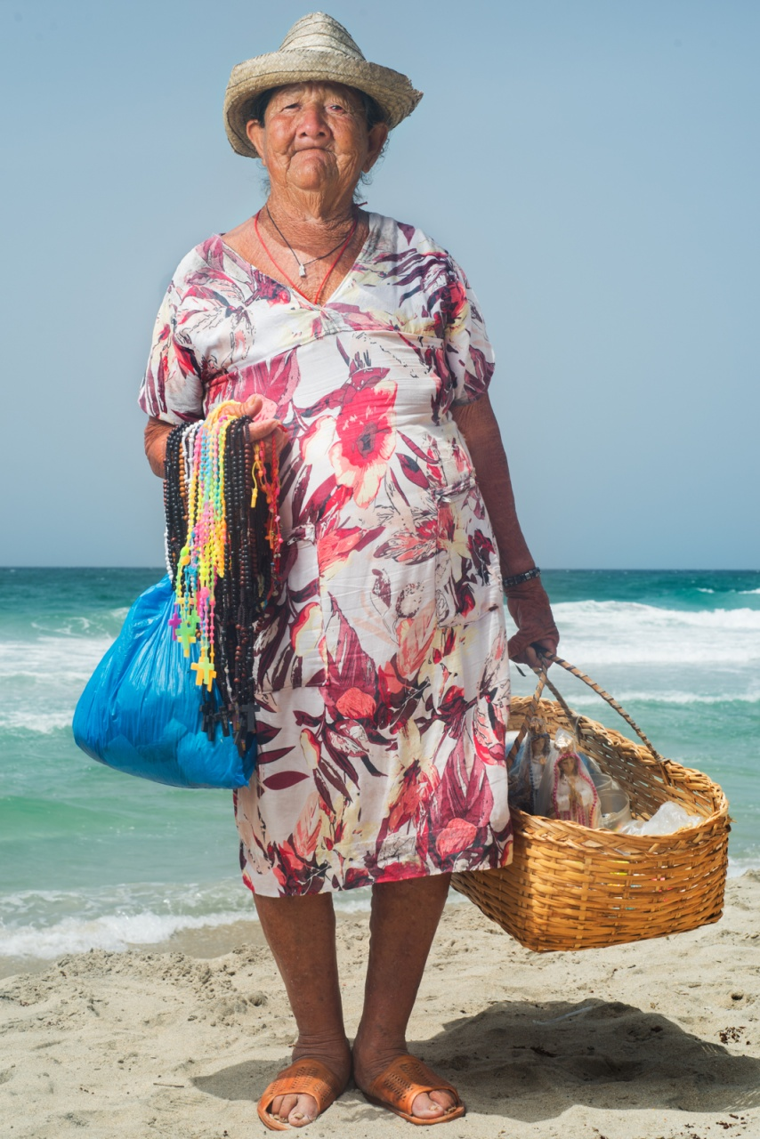Beach Vendors Series