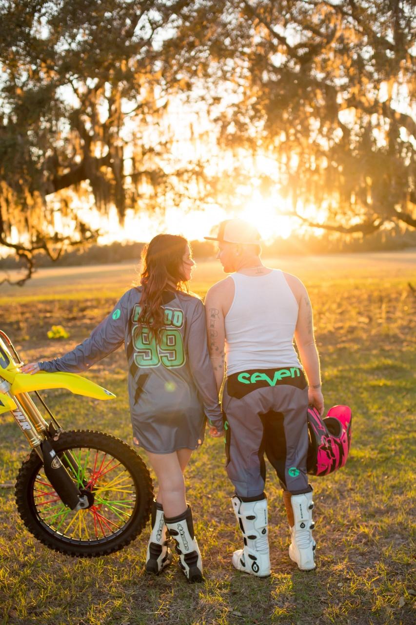 Motocross Lifestyle Engagement Session