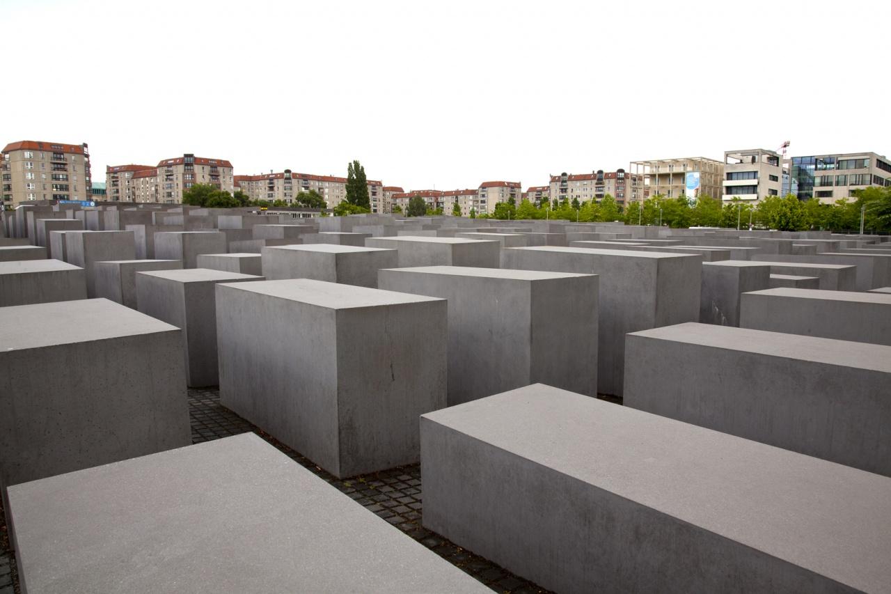 Holocaust Monument (Berlin, Germany)