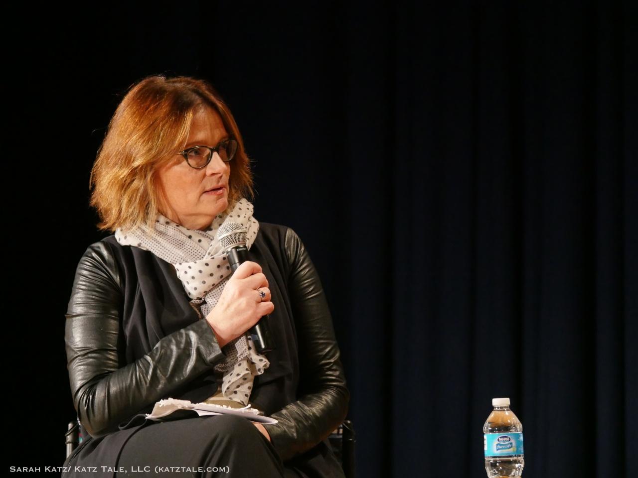 Ann Hornaday of the Washington Post