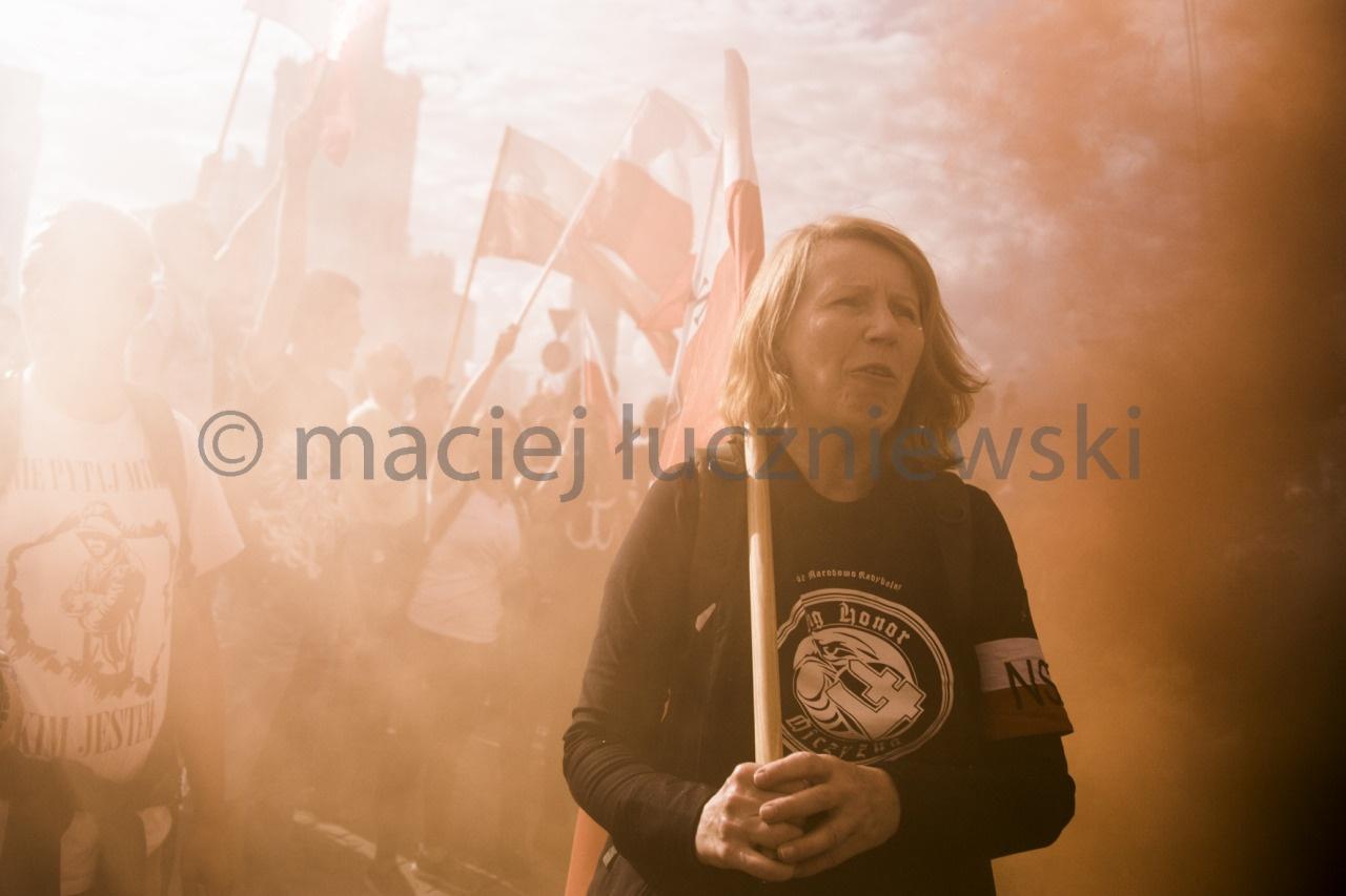 Warsaw Uprising anniversary