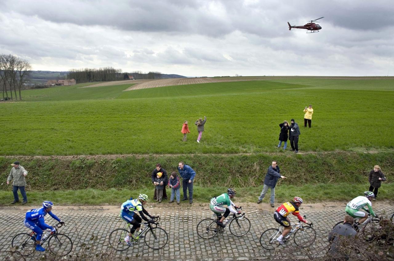 Ronde van Vlaanderen, Belgium