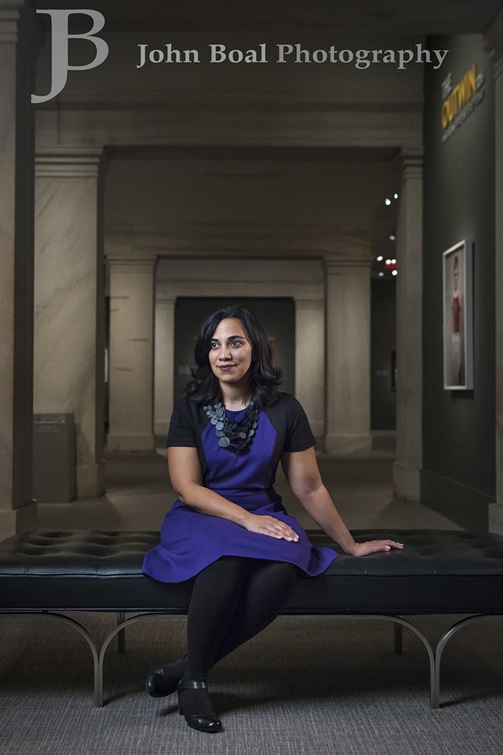 Leslie Ureña, National Portrait Gallery