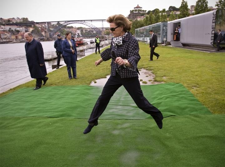 Norway's Queen Sonja