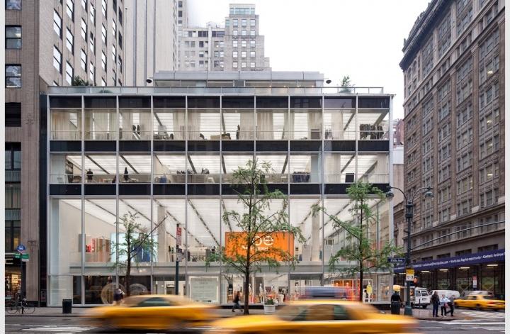 Joe Fresh New York Flagship - Burdifilek