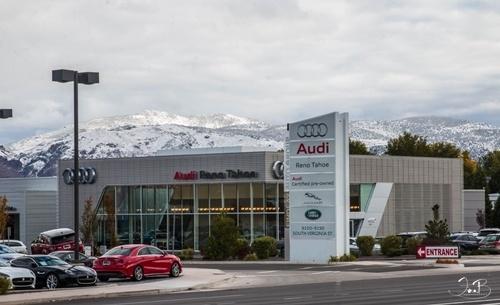Reno Audi Dealership