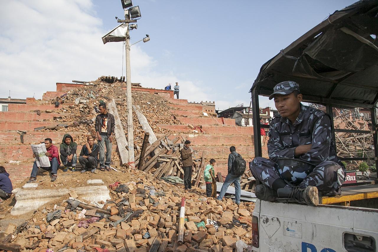 Kathmanquake