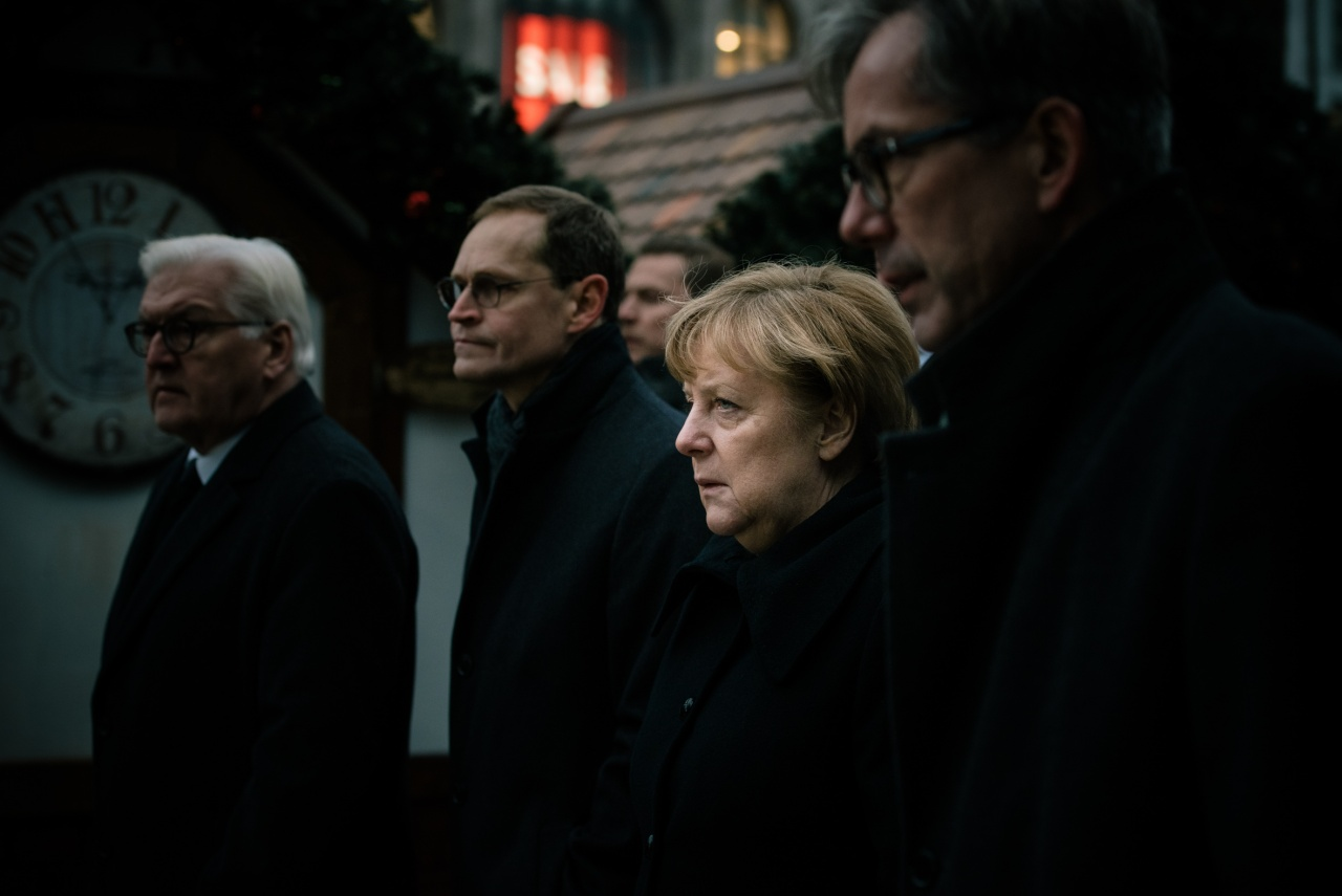 Angela Merkel - Berlin Attack