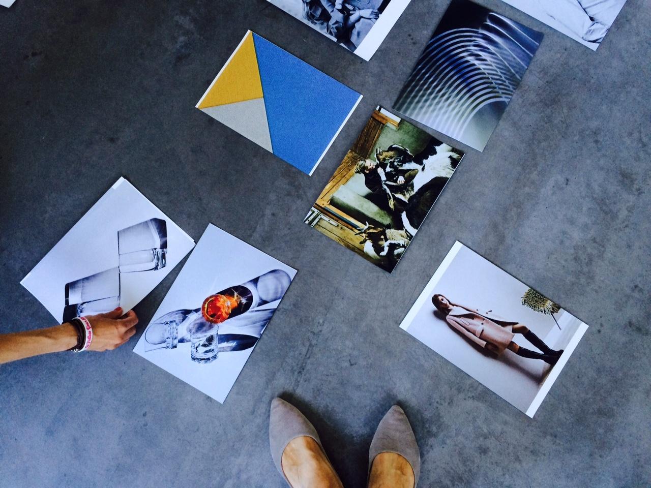 Workshops for photographers