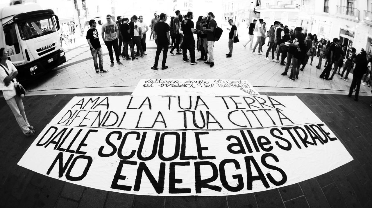 South -East Italian No Fossil/LPG  advocacy