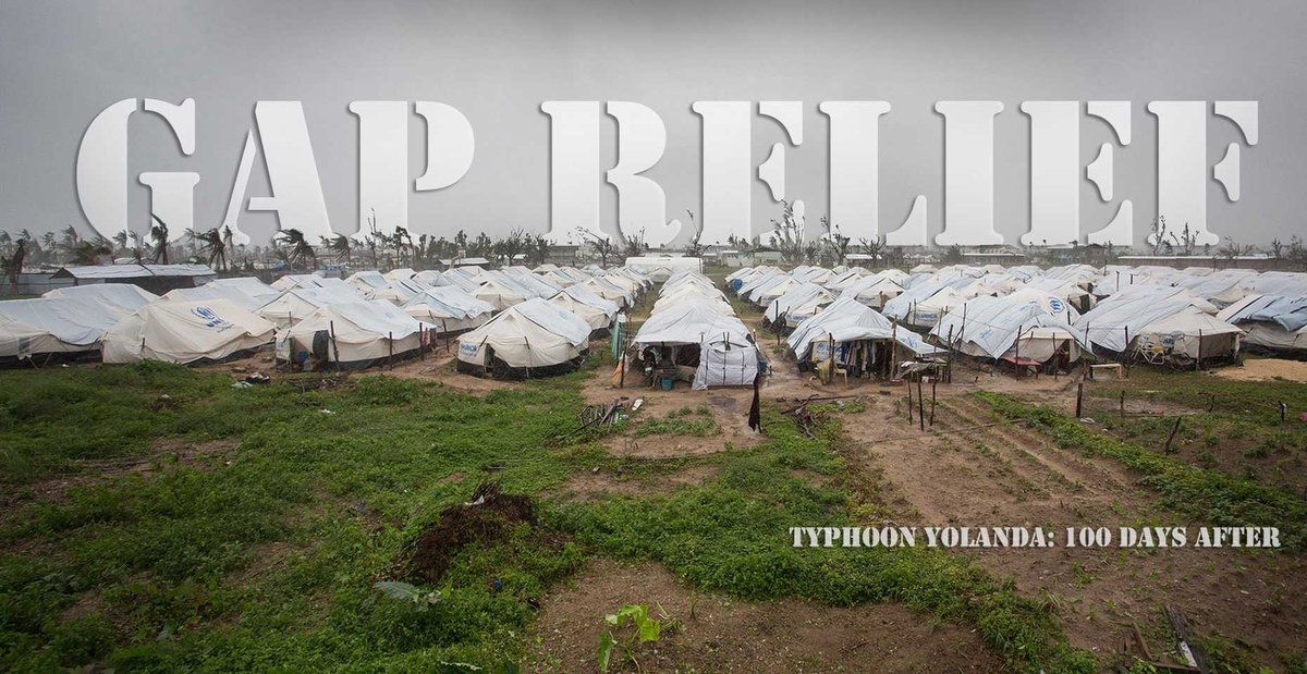 Typhoon Yolanda: Gap Relief