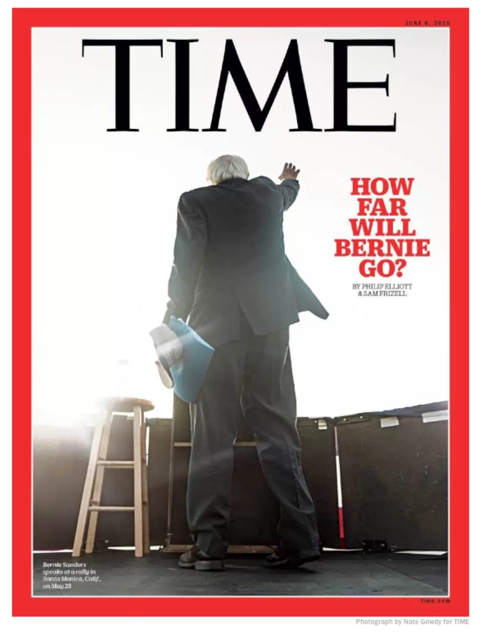 June 6, 2016 cover of TIME