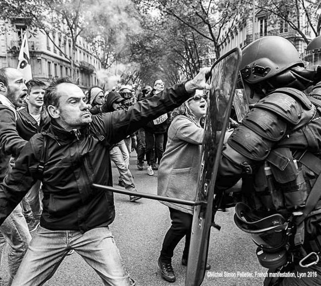 demonstration ...