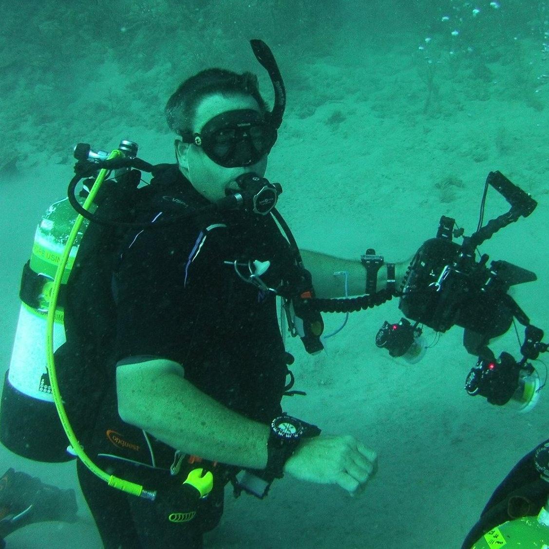 Robert Underwater