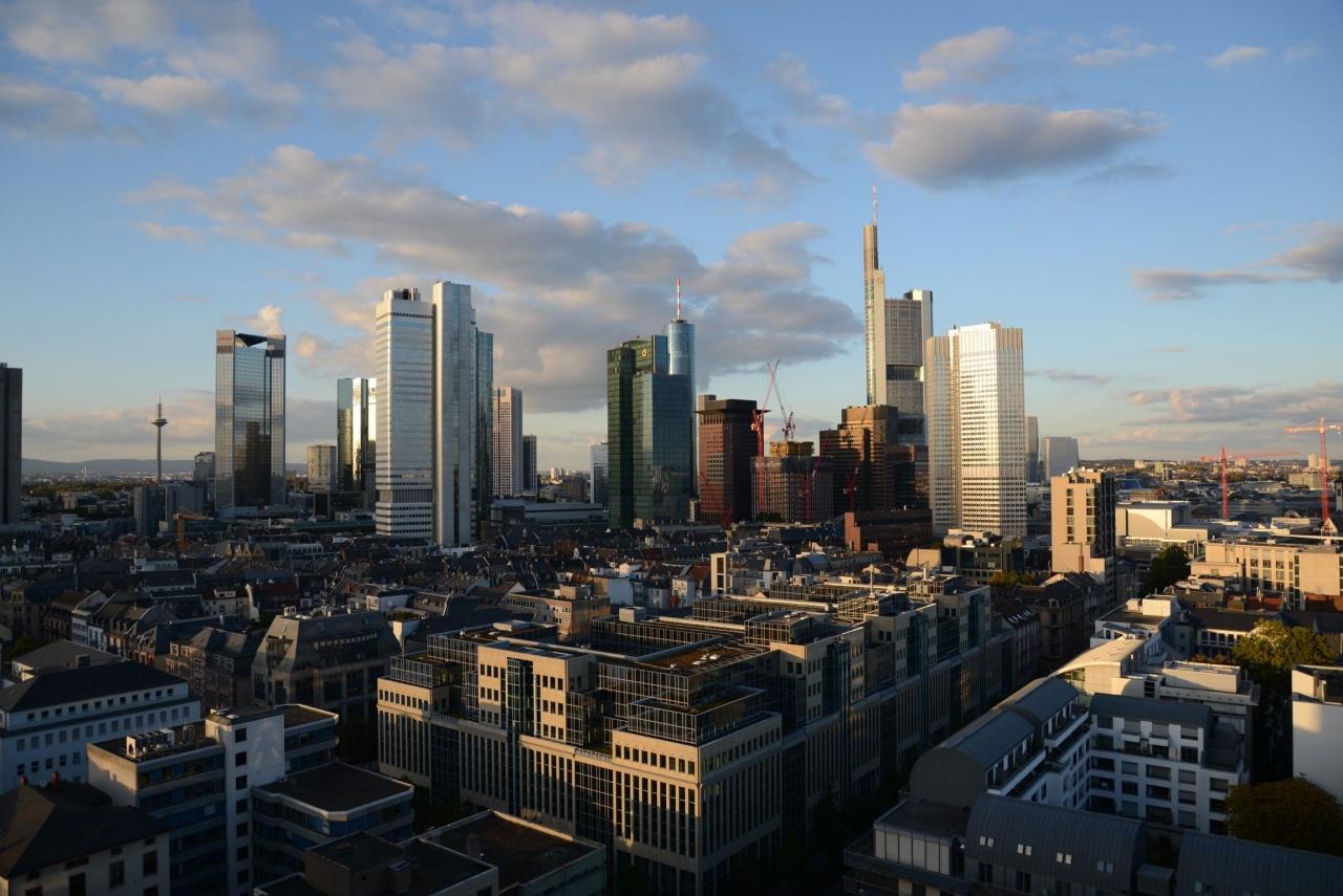 European Union - Frankfurt, Germany