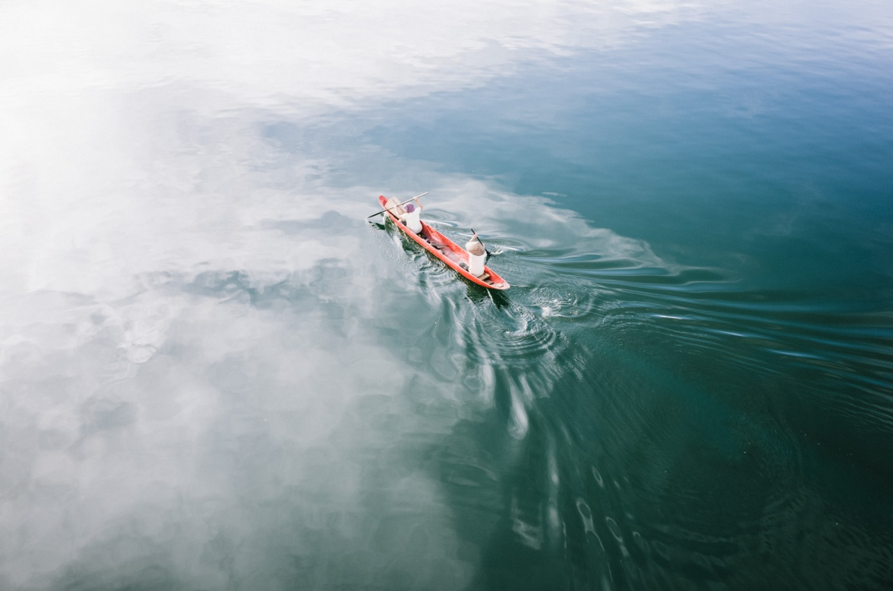 Paddle to Heaven