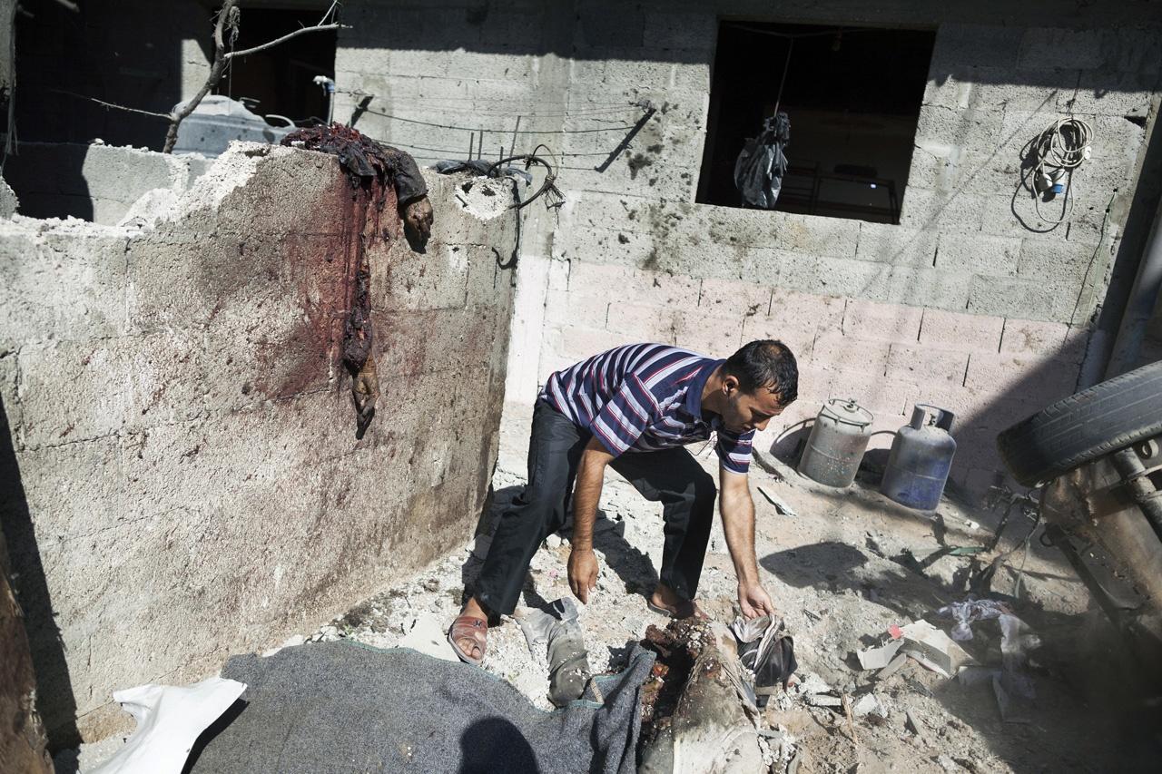 Gaza's struggle