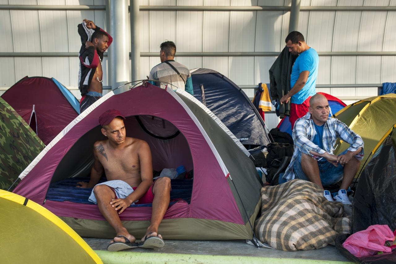 Cuban Refugees in Costa Rica