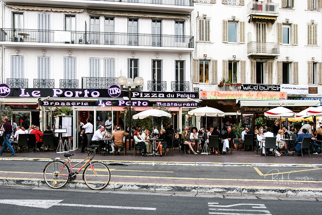 Square Merimee, Cannes France