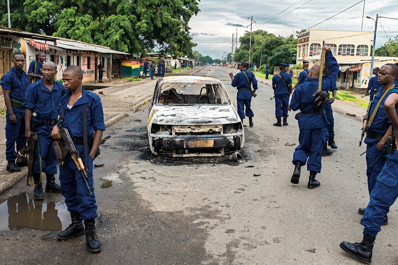 Post-Election Crisis in Burundi