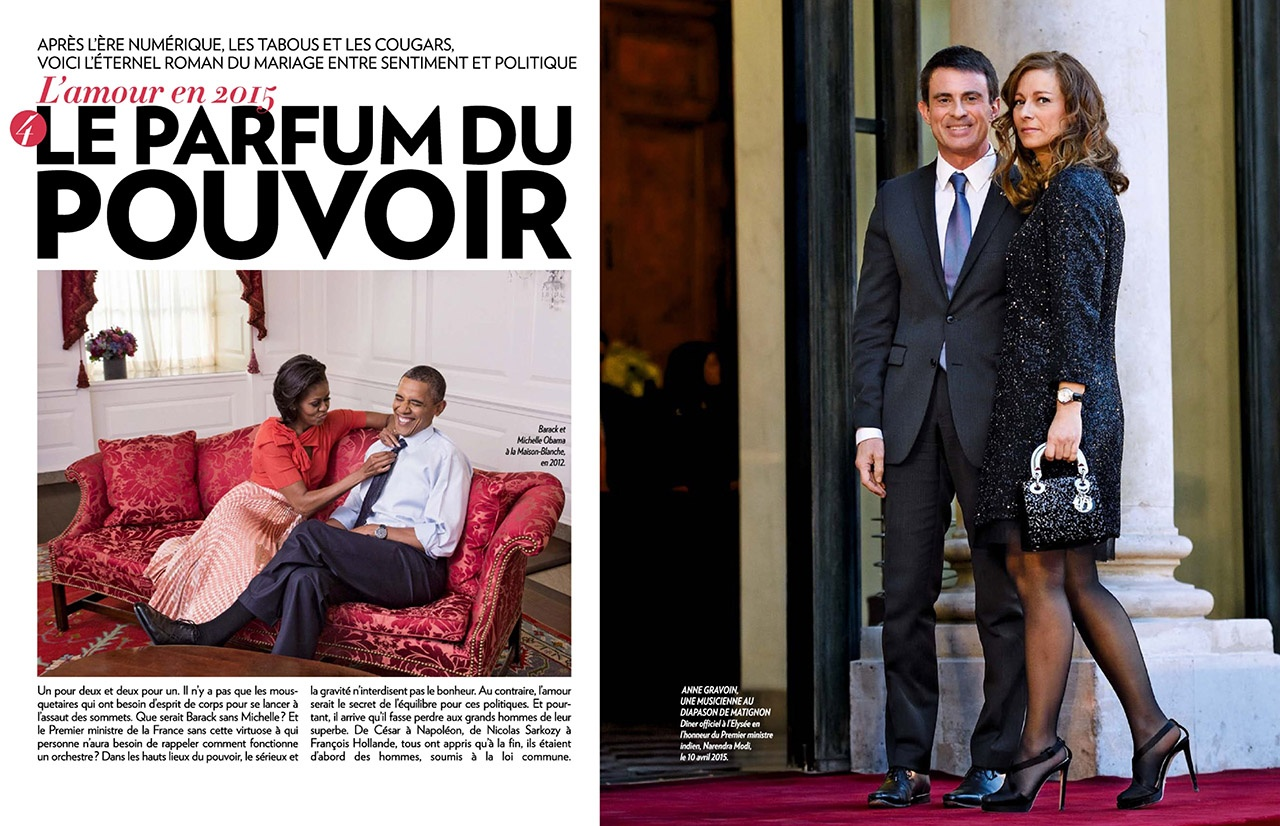 Paris Match August 2015