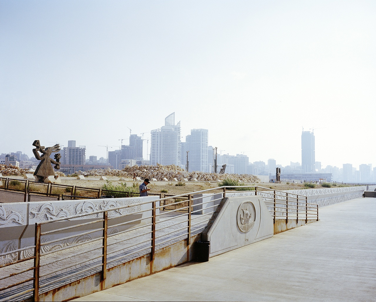 Corniche- Pathway