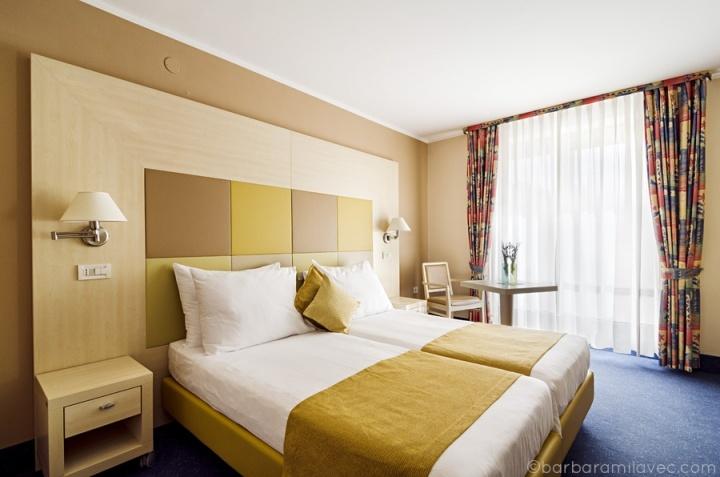 Room in hotel Delfin, Izola, Slovenia