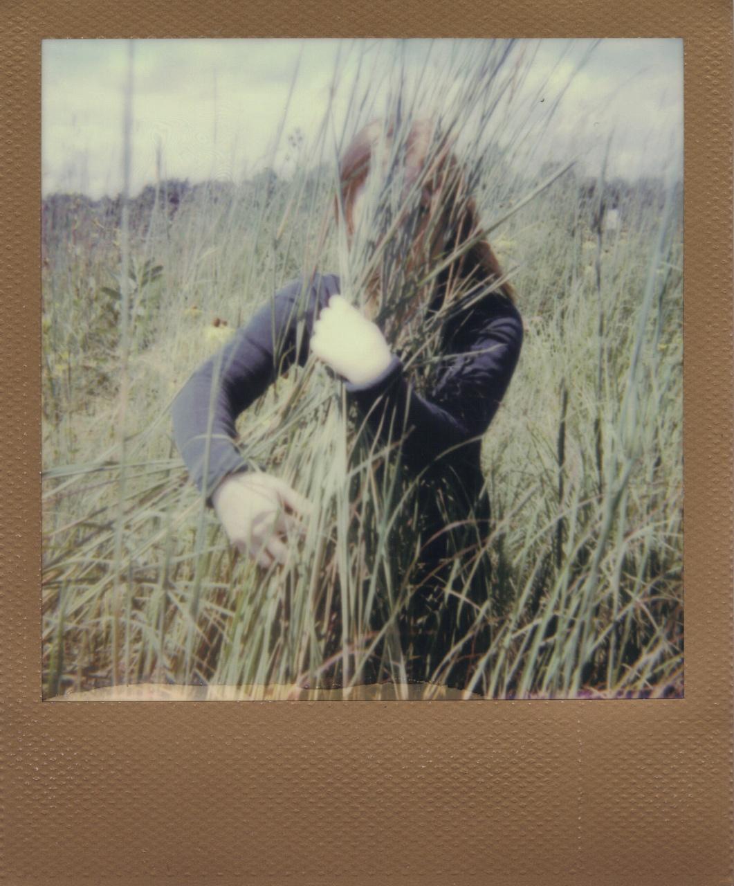Polaroid Model Shoot