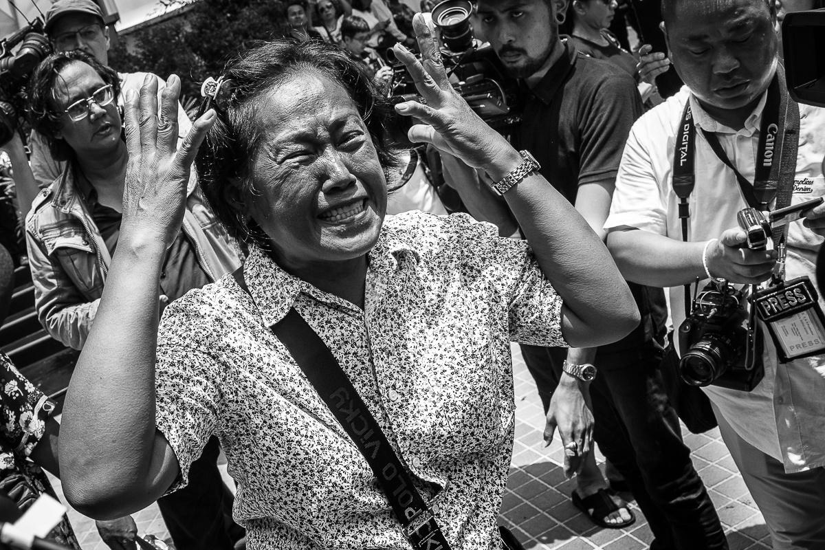 2014 Thai coup d'état - Bangkok
