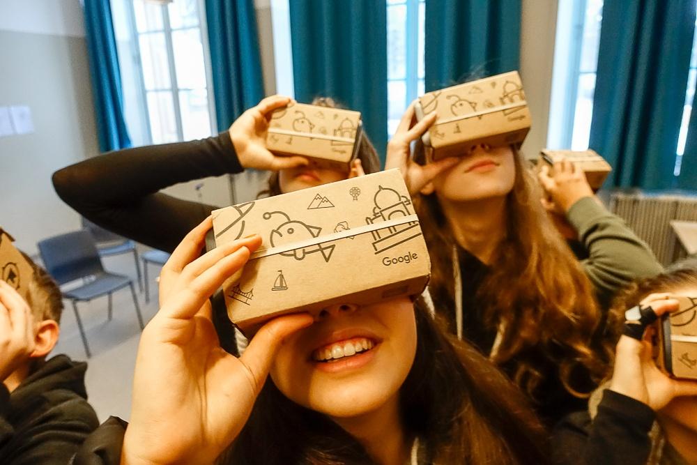 Google VR test