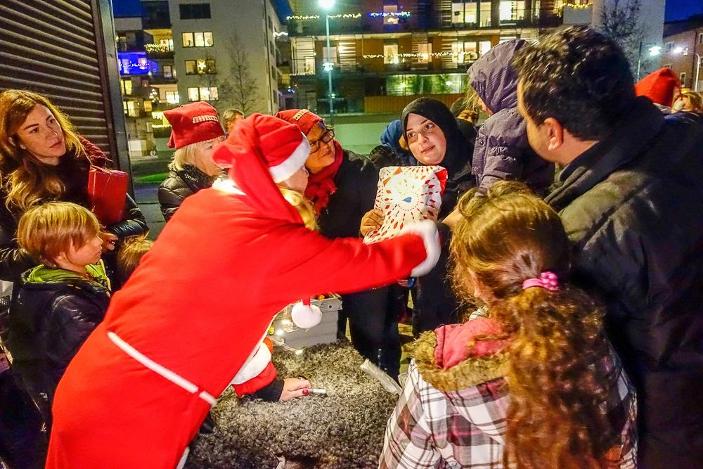 Refugee Christmas