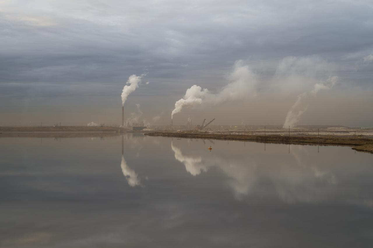 Syncrude Mine