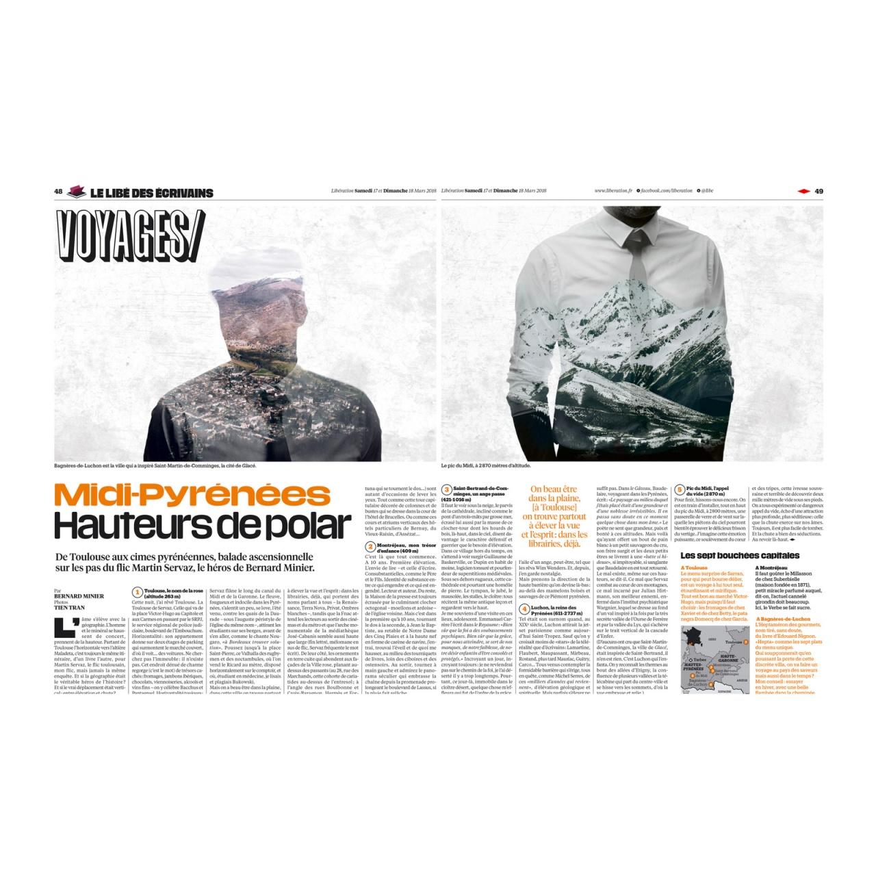 Publication Libération