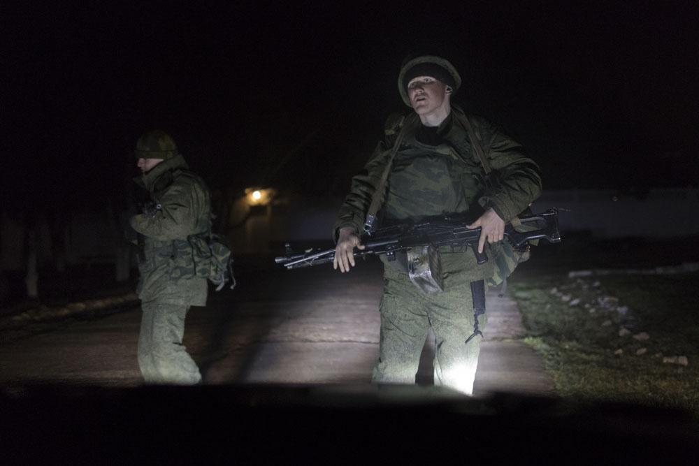 Annexation Crimea