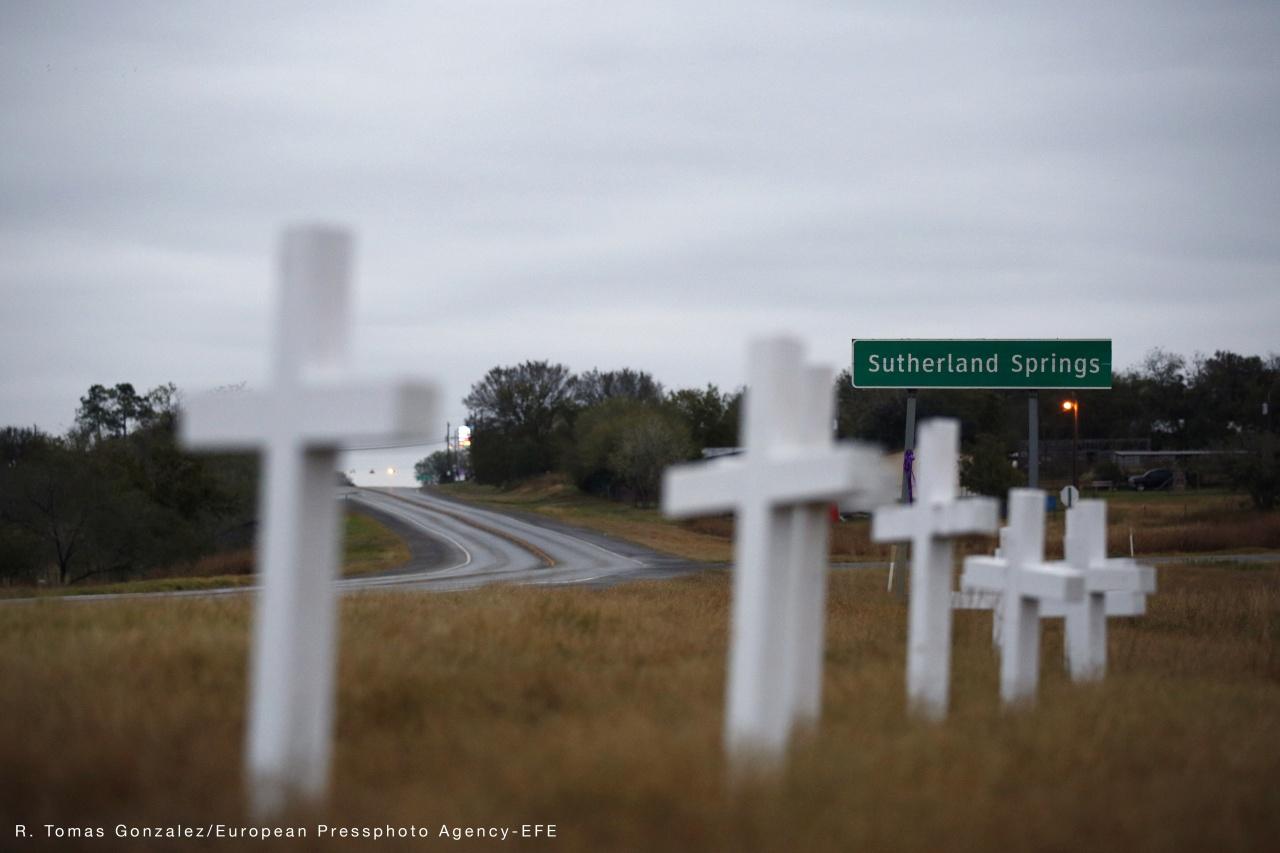 Sutherland Springs - European Pressphoto Agency