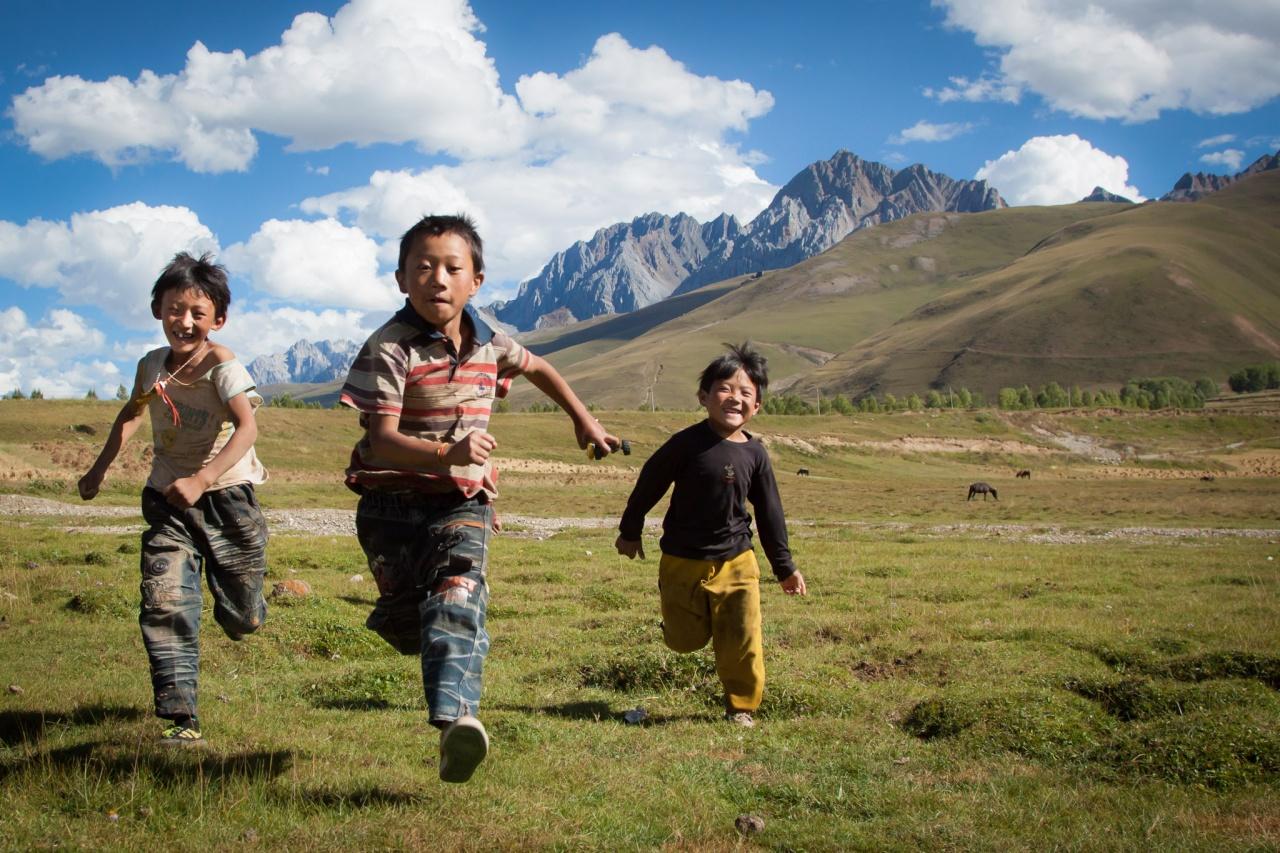 Quinghai Children