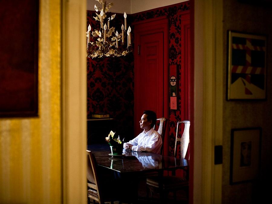 an heir for The Wall Street Journal