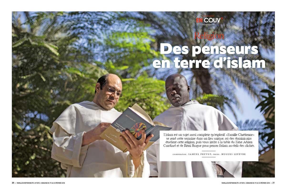 Famille Chretienne Magazine
