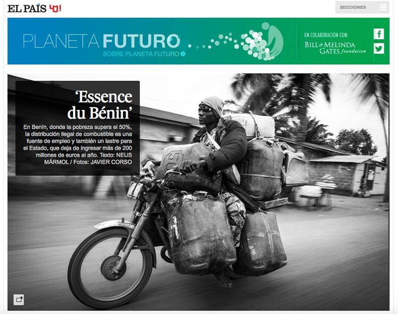 Planeta Futuro (web doc) El País