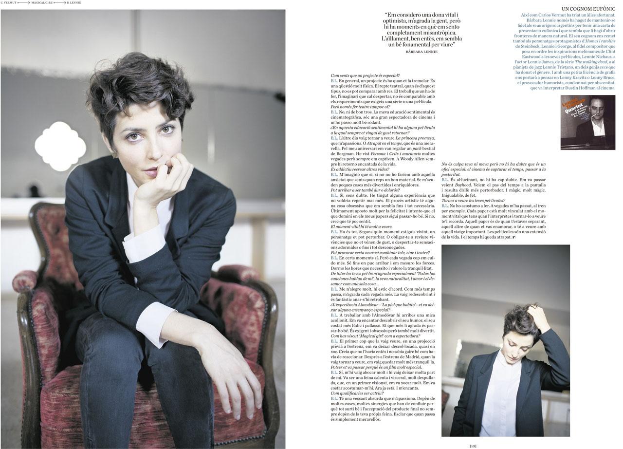 Portraits for RAR Magazine