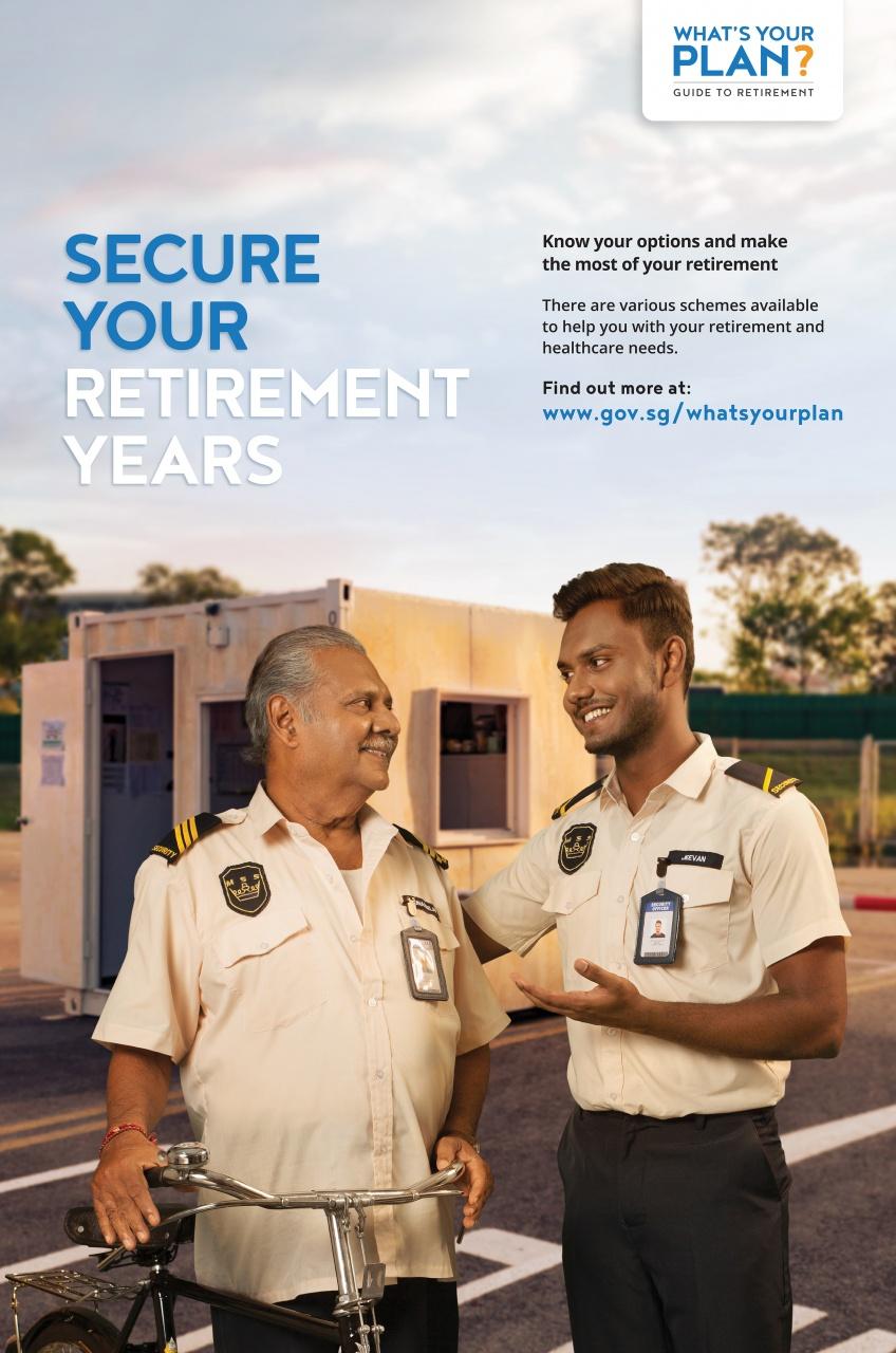 Singapore Government Ad Campaign