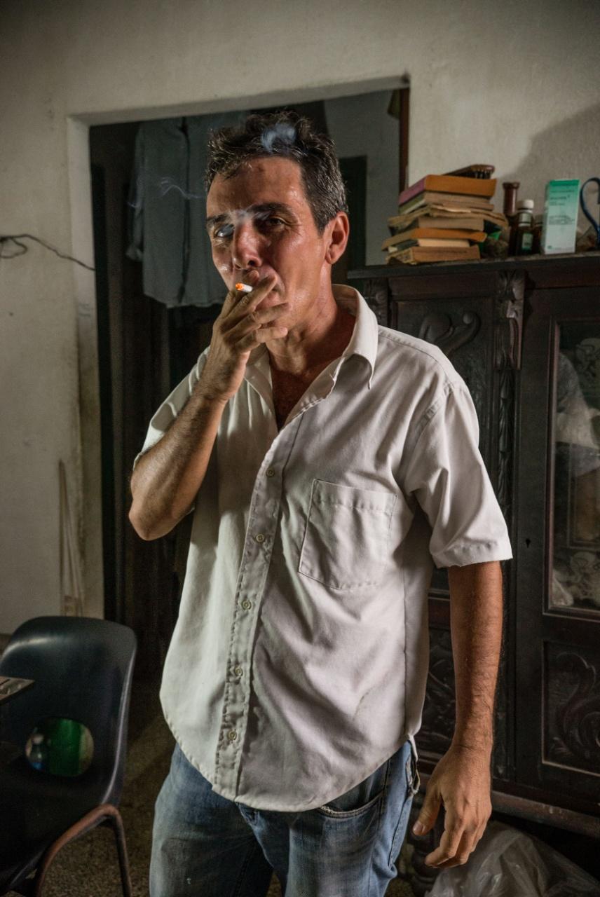 Cuban Outsider Artist series