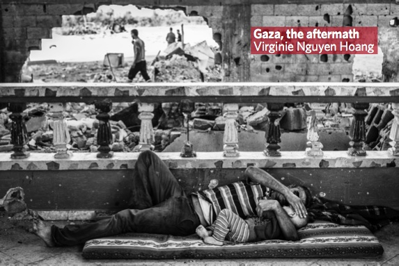Gaza, the aftermath (the book)