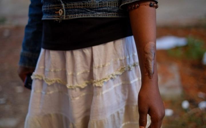 Exposing Trafficking in Egypt's Sinai