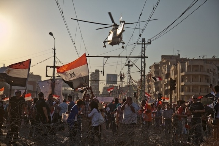 72 Egyptians Dead in Clashes with Army