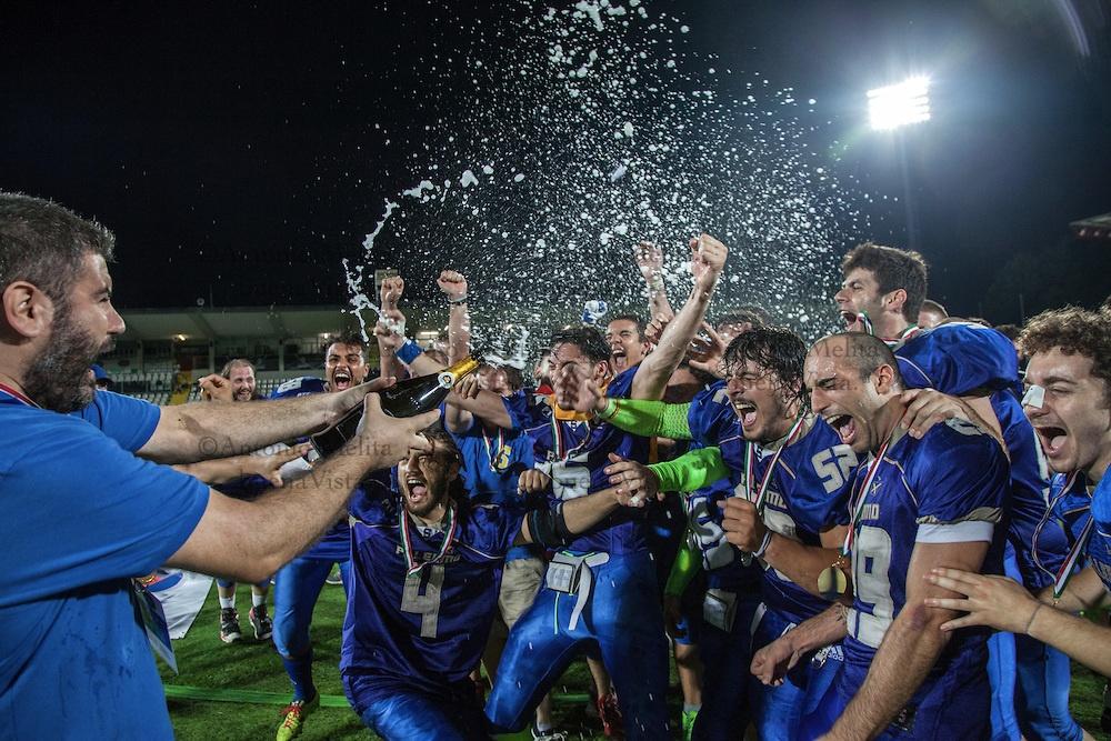 Sharks Palermo wins Italian III division