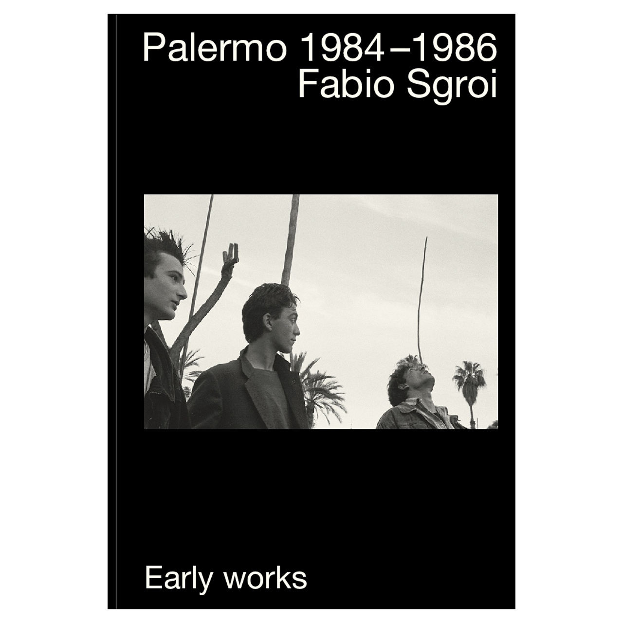 Palermo 1984 – 1986, Early works Fabio Sgroi