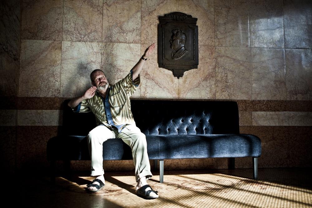 Terry Gilliam (Antwerp, August 17, 2012)