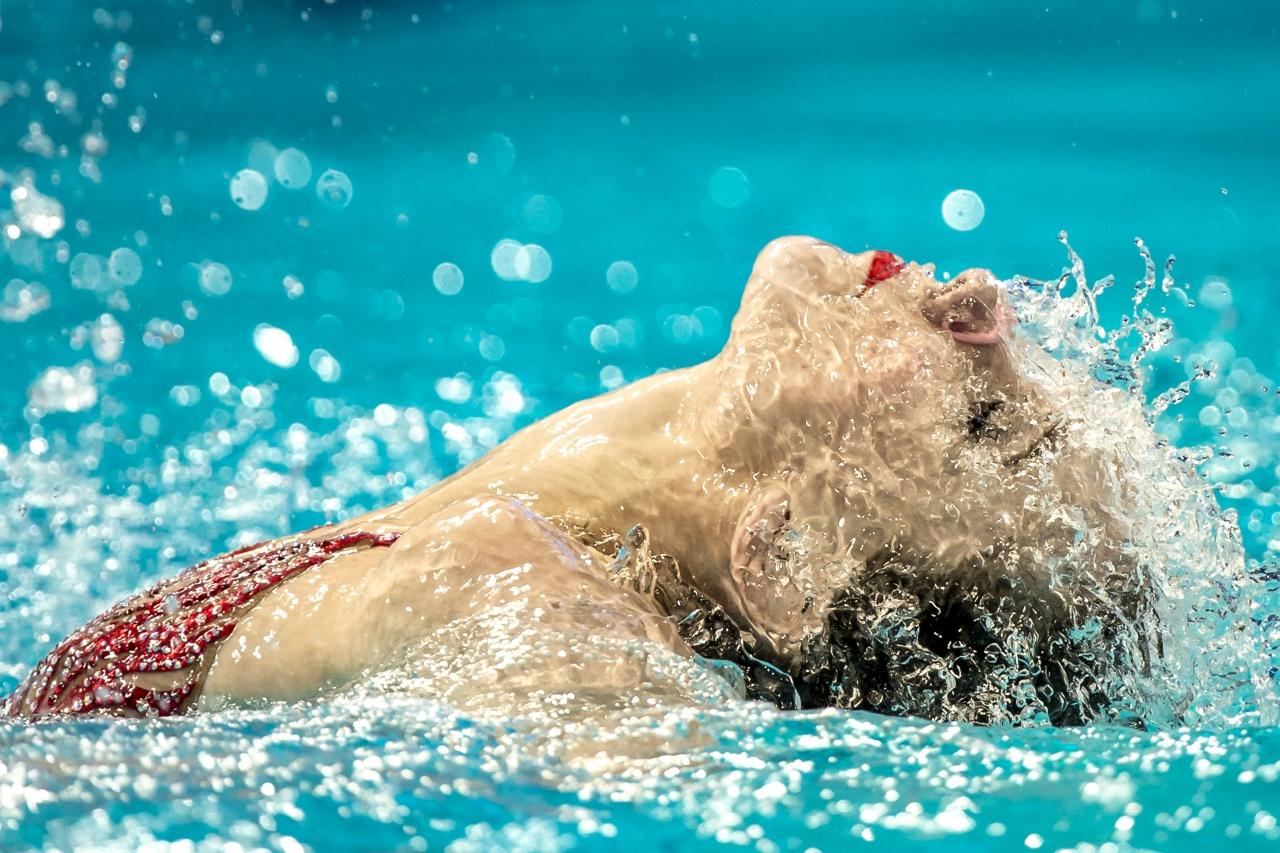 Olympic Champion Natalia Ischenko