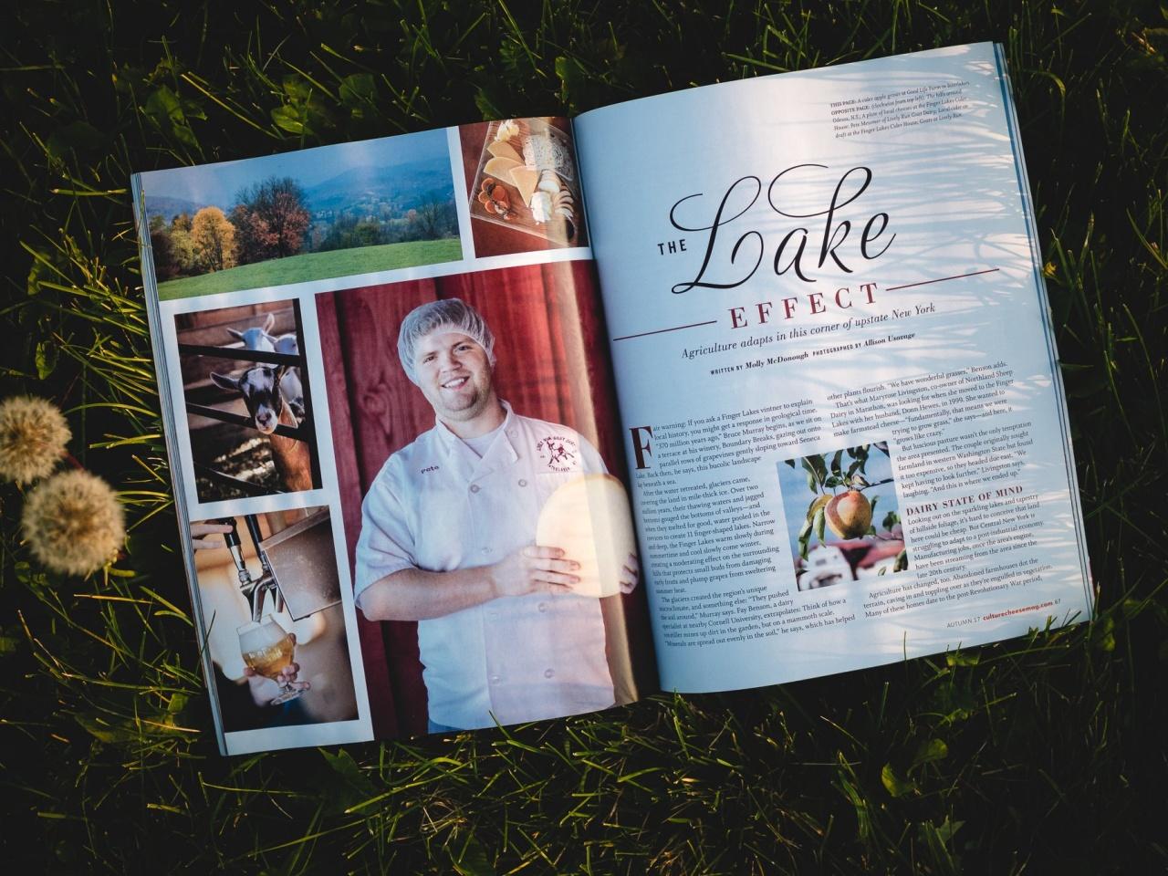 Culture Magazine Feature